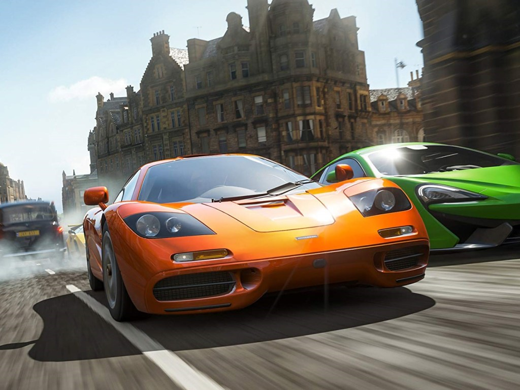 Video games make up half of record United Kingdom entertainment revenues