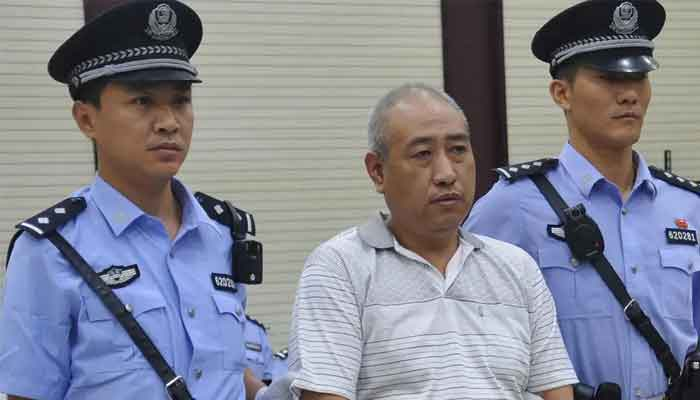China's 'Jack the Ripper' executed for murder of 11 women and girls