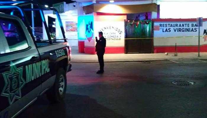 7 dead, 1 injured following shooting in Playa del Carmen
