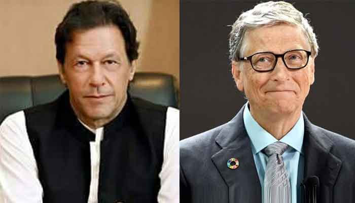 Bill Gates Writes Letter To Pm Imran Khan Shows Interest To Invest