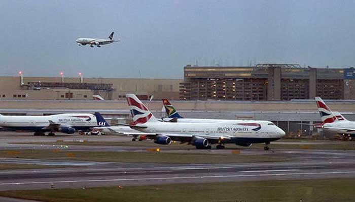 Drone Sighting Briefly Halts Heathrow Airport Flights World