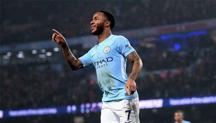 a738c7b55 LONDON: Manchester City star Raheem Sterling sent a letter to a 13-year-old  goalkeeper after hearing he had been racially abused advising him to