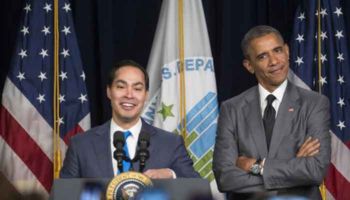 Democrat Julian Castro launches bid for US presidential race