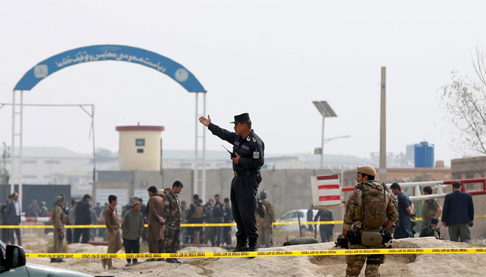 Bomb blast kills four, injures 90 in Afghan capital