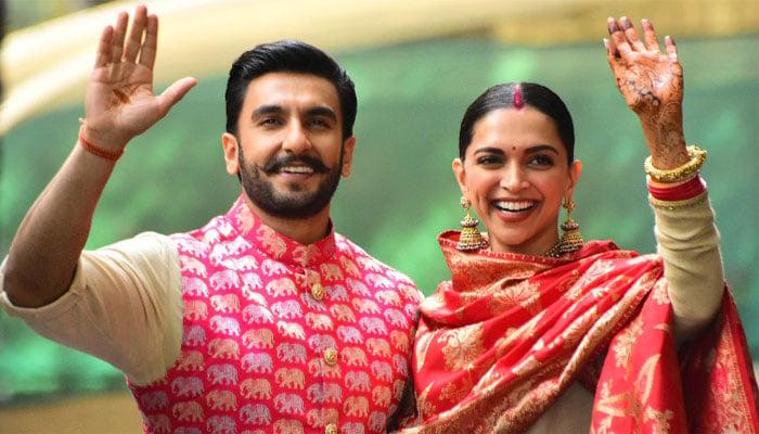 Ranveer Singh ready to take wife Deepika Padukone's surname, says it's legendary