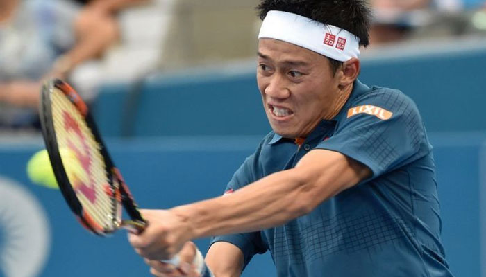 Kei Nishikori wins in straight sets over Joao Sousa, makes 4th round