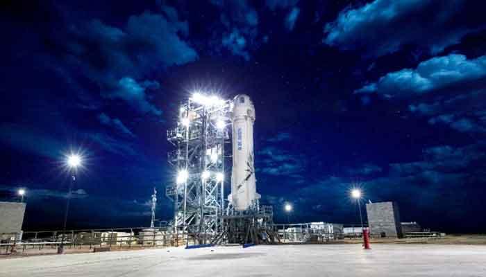 Jeff Bezos' rocket company Blue Origin shoots NASA experiments into space