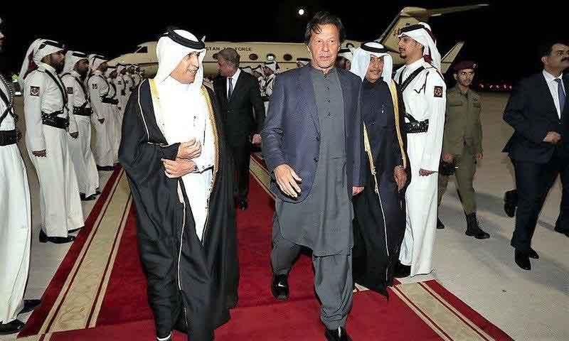 Prime Minister Imran Khan's visit to Qatar in pictures 422574 3193705 pm qatar updates