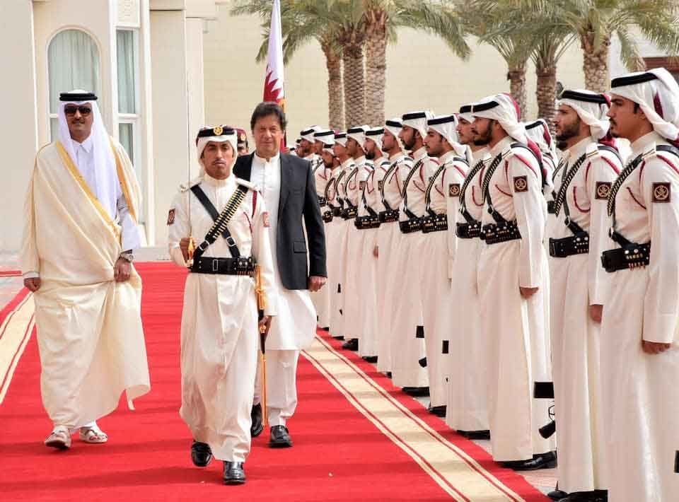 Prime Minister Imran Khan's visit to Qatar in pictures 422574 4807437 pm qatar4 updates
