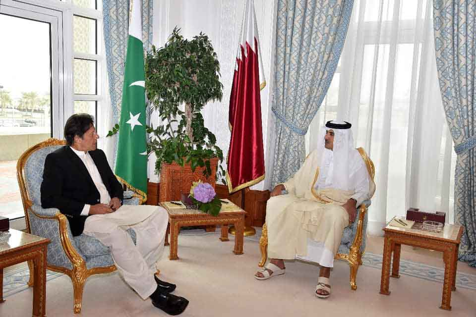 Prime Minister Imran Khan's visit to Qatar in pictures 422574 6286909 pm qatar9 updates