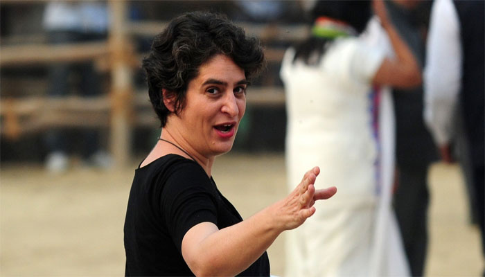 Priyanka Gandhi appointed as AICC general secretary for Eastern UP