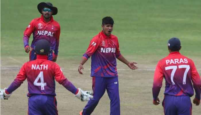 Nepal's Rohit Paudel becomes youngest male player to score global  fifty