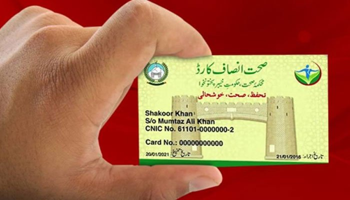 15 Million Pakistani Families To Get Health Card Contract Signed