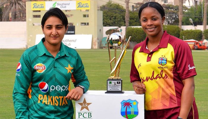 West Indies women win 1st match in Pakistan without problems