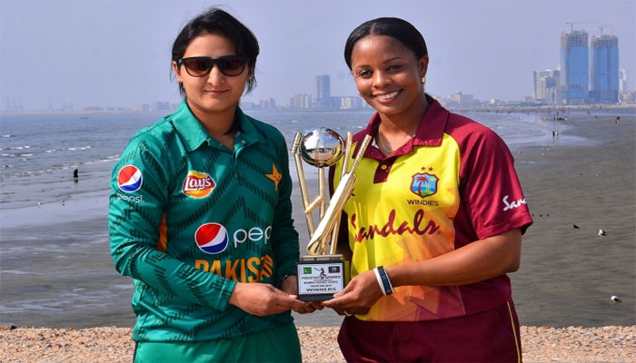 West Indies women win 1st match in Pakistan without problems | AP sports