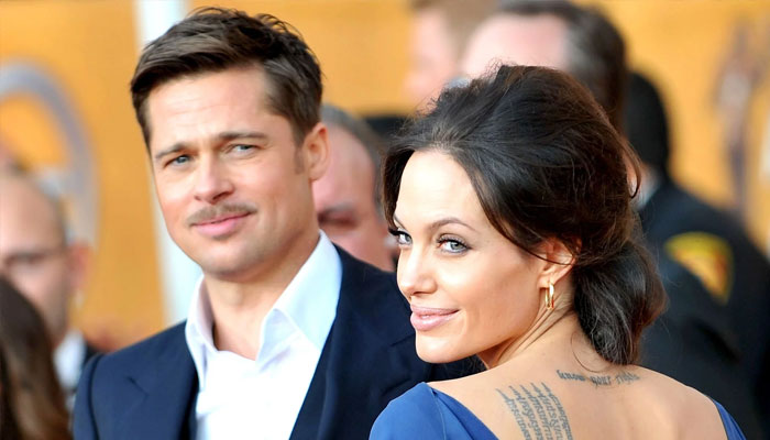 c53aae9d797c0 Brad Pitt happy to see daughter turning out like ex-wife Angelina Jolie
