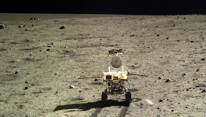 China's lunar lander and rover 'wake up' after two-week nap