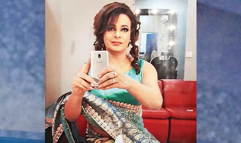 Begum Nawazish Ali to make a comeback with a web series