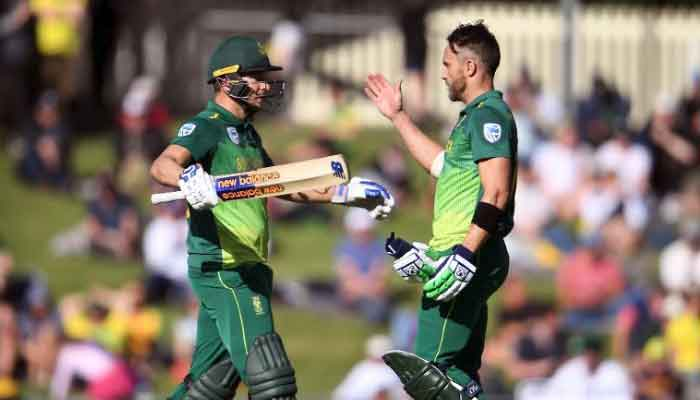Babar Azam's 90 in vain as Pakistan lose T20 series winning streak