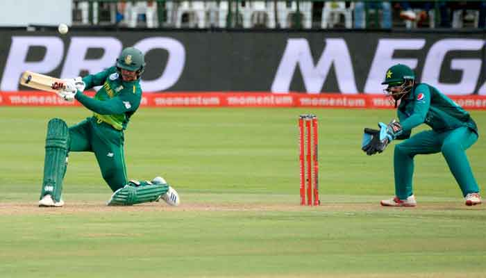 Pakistan elect to field first in second T20 against South Africa