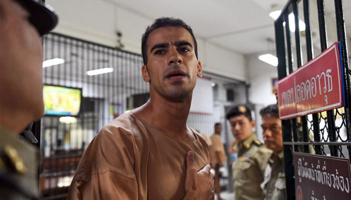 Refugee Pleads for Thailand to Not Send Him to Bahrain