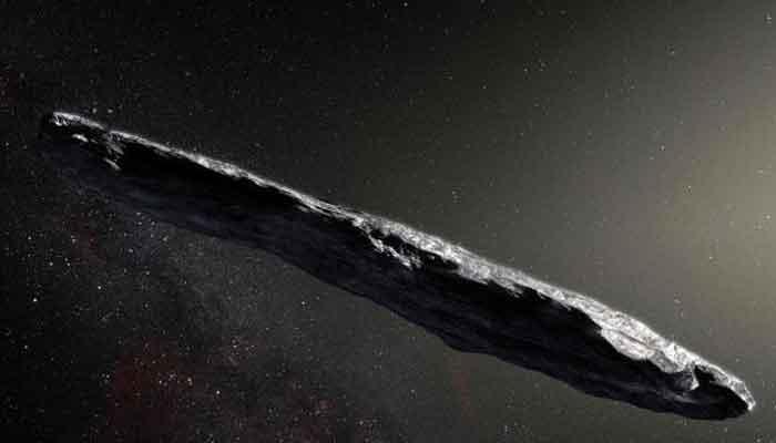 Could mysterious 'alien spacecraft' be nothing more than cosmic dust?