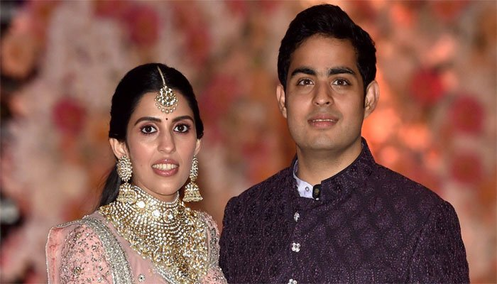 Here Are All the Deets on Akash Ambani-Shloka Mehta's Wedding