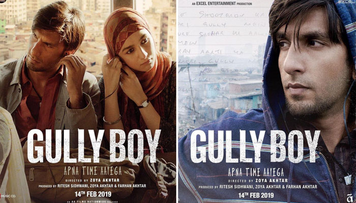 Ranveer Singh Replies to Will Smith For His 'Gully Boy' Shout-Out