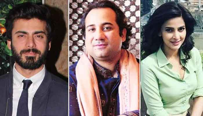 Pakistani actors and actresses banned in India
