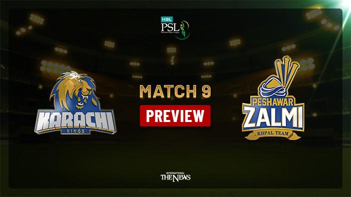 Cricket Betting Tips and Match Prediction PSL- Peshawar Zalmi v Karachi Kings