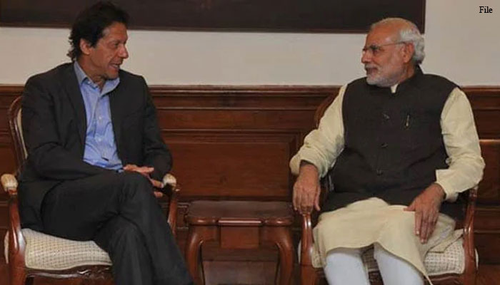 All Together Now Lets Fight Terrorism >> Modi Softens His Tone Urges Pm Imran Khan Lets Fight Against
