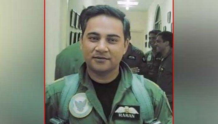 Meet squadron leader Hasan Siddiqui who shot down Indian