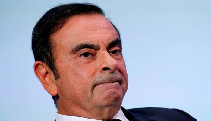 Ex-Nissan chair Ghosn leaves jail, says to fight Japan's 'meritless' charges