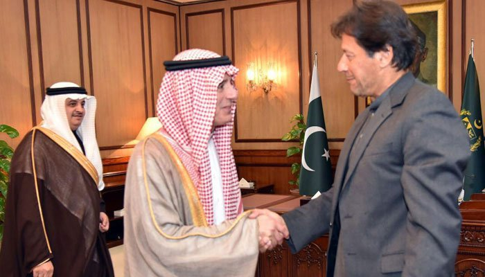 Pakistan thanks UAE for contributing to easing tension with India