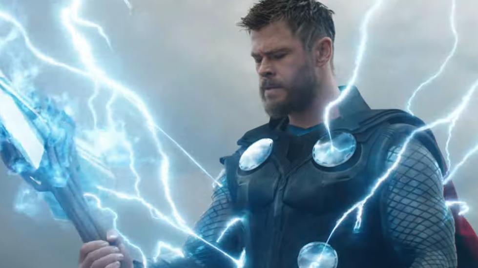 'Avengers: Endgame' Poster 2