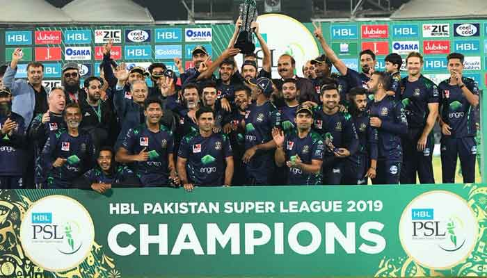 bdd6d3ec0f PSL Final 2019: Quetta Gladiators clinch maiden PSL title | Sports ...