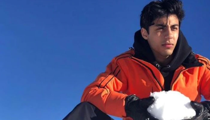 Shah Rukh Khan's son Aryan Khan sets internet on fire