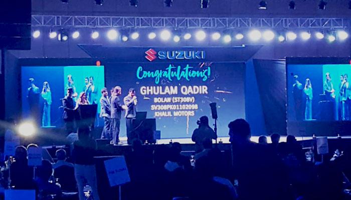Pak Suzuki celebrates over two million units in Pakistan
