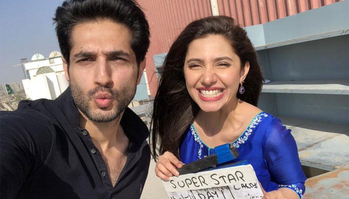 Mahira Khan ready for next film 'Superstar' alongside Bilal Ashraf