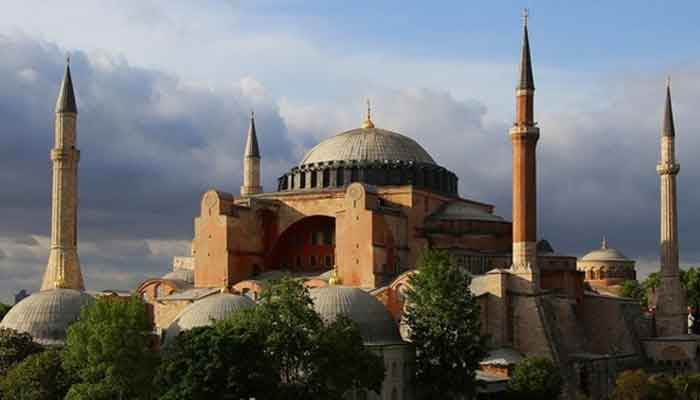 Hagia Sophia might be converted to mosque: Tayyip Erdogan