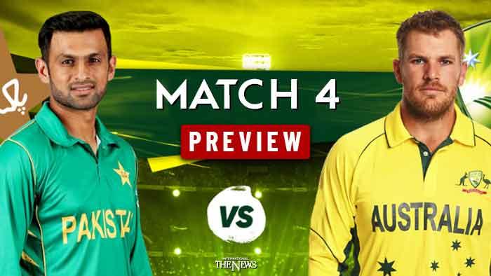 Australia claim narrow win over Pakistan despite Abid's debut ton