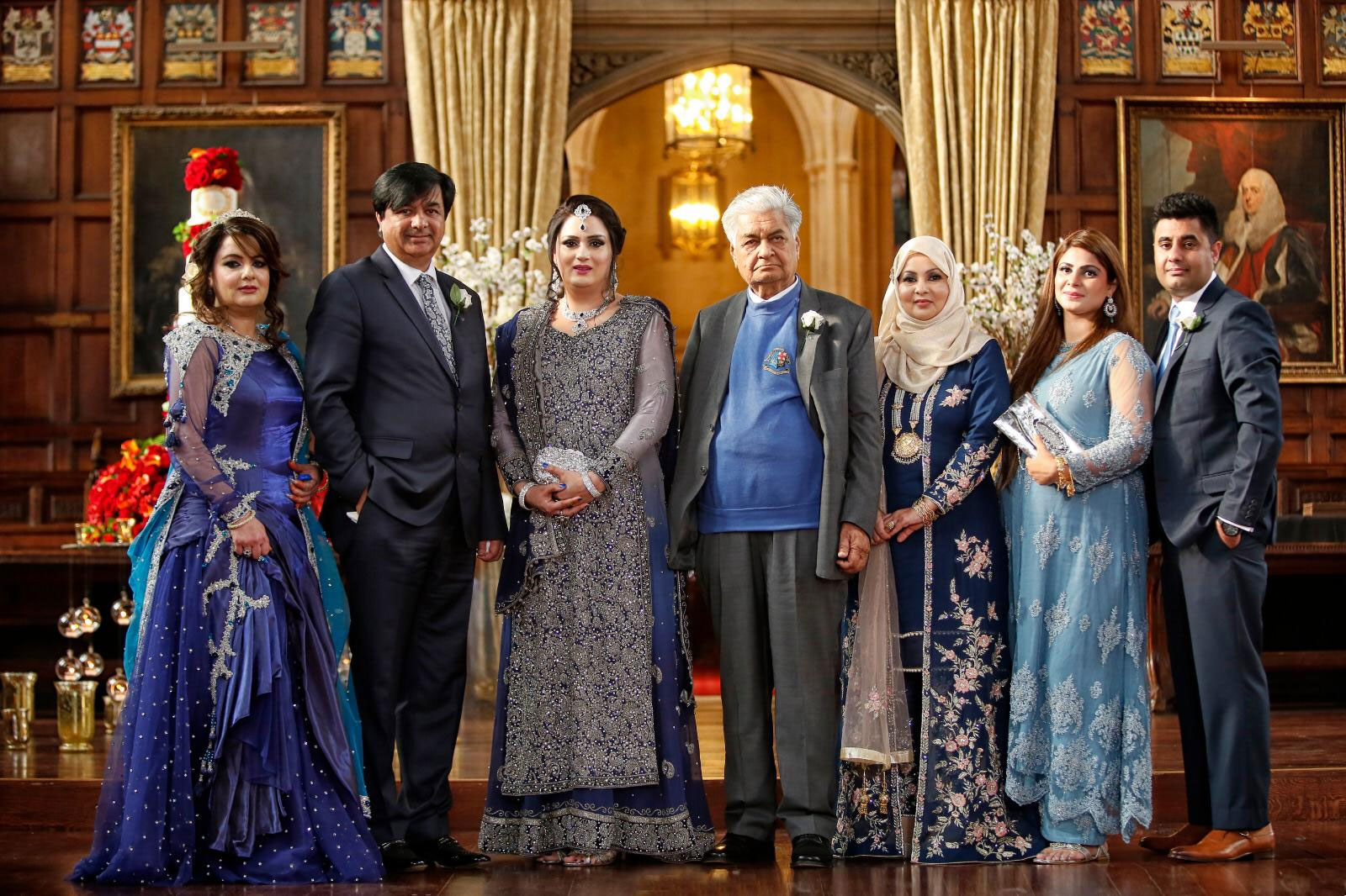 First Pakistani wedding at Lincoln's Inn in its 600 years