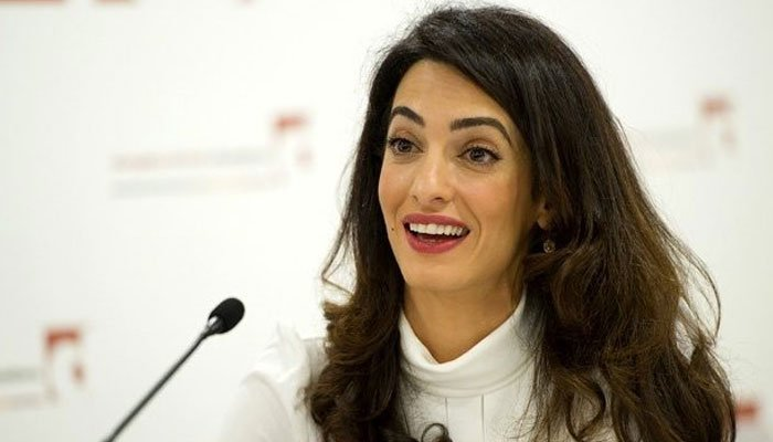 What We Know About Amal Clooney's Powerful New Position