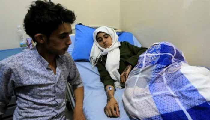 13 including 7 children died in explosion in Yemen