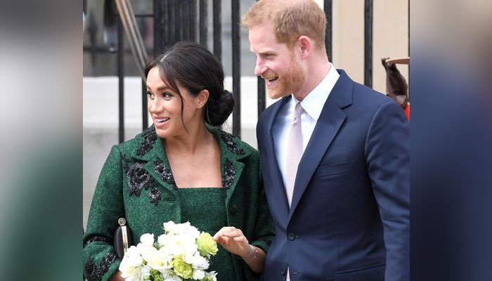 Meghan wants an American manny for Baby Sussex