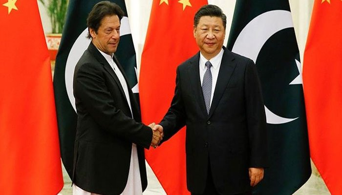 Pakistan PM Imran Khan to visit China for Belt and Road Forum