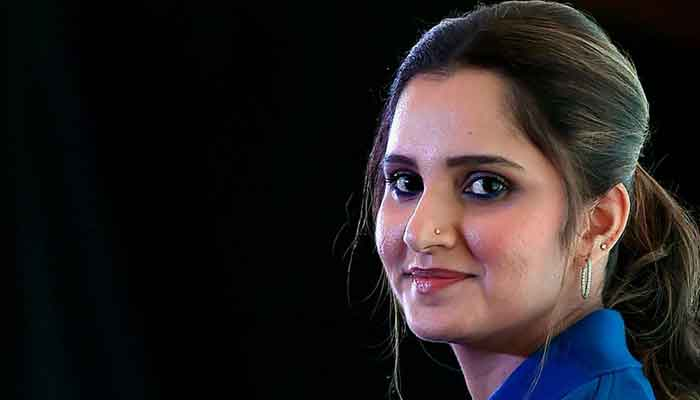 Sania Mirza looks stunning in her latest pic on Twitter | Sports