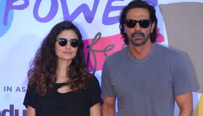 Arjun Rampal And Girlfriend Gabriella Demetriades Expecting First Child Together