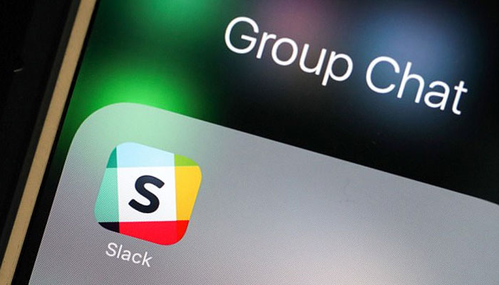 Work messaging Program Slack takes next step for IPO