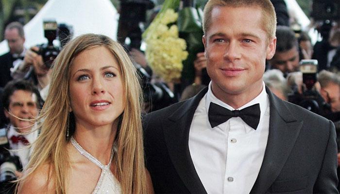 24e47d1931025 Jennifer Aniston quashes rumours of dating Brad Pitt